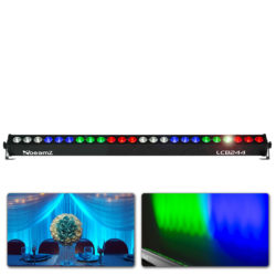 2e keus - BeamZ LCB244 LED bar met 24 LED's in 8 secties | Spinze.nl
