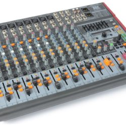 2e keus - Power Dynamics PDM-S1603 Stage Mixer 16-Kanalen | Spinze.nl