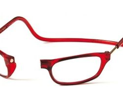 Clic Vision Leesbril rood +2.5 | Spinze.nl