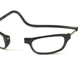 Clic Vision Leesbril zwart +2.5 | Spinze.nl