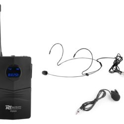 Power Dynamics PD504BP bodypack voor PD504-serie | Spinze.nl