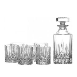 Royal Doulton Decanteerset whisky 7-delig | Spinze.nl
