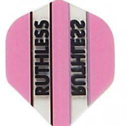 Ruthless Dart Flight-Ruthless Pink Panels   Spinze.nl