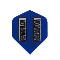 Ruthless Dart Flight-pentathlon mini std Blue   Spinze.nl