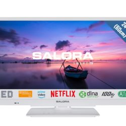 Salora 24HSW6512 24 inch LED TV | Spinze.nl