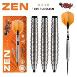 Shot! Darts Zen Dojo 3 series   Spinze.nl