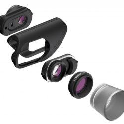 olloclip voor iPhone 7/8 en 7/8 plus Macro pro lens set   Spinze.nl