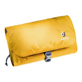 Deuter Wash Bag II Toiletkit Curry/ Navy | Spinze.nl