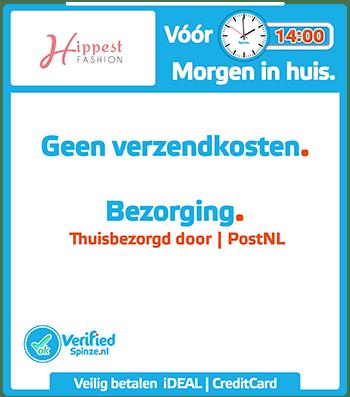 Webwinkel Verified Hippest-fashion.nl - Productoverzicht Spinze.nl 2020