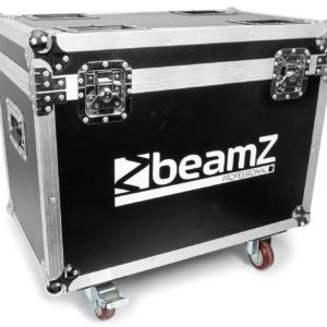 BeamZ FCI602 flightcase voor 2x BeamZ IGNITE60 | Spinze.nl